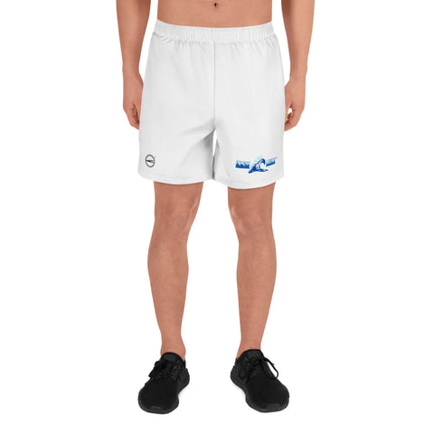New Wave Saver Men's Athletic Long Shorts