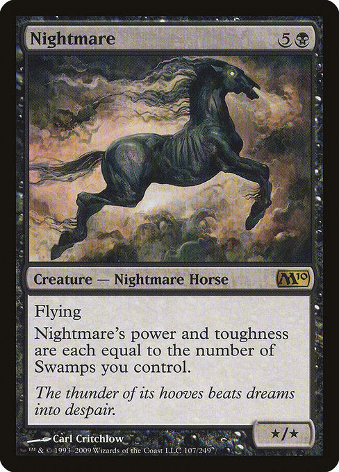 Nightmare [Magic 2010] | Murphy's Vault