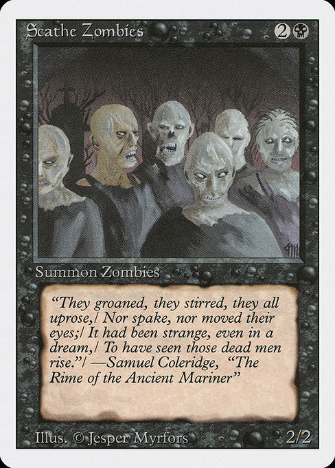 Scathe Zombies [Revised Edition] | Murphy's Vault