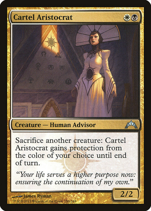 Cartel Aristocrat [Gatecrash] | Murphy's Vault