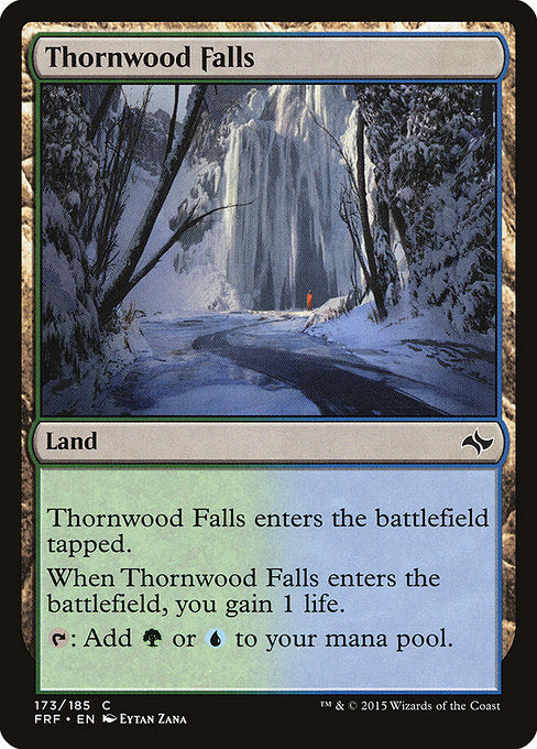 Thornwood Falls [Fate Reforged] | Murphy's Vault