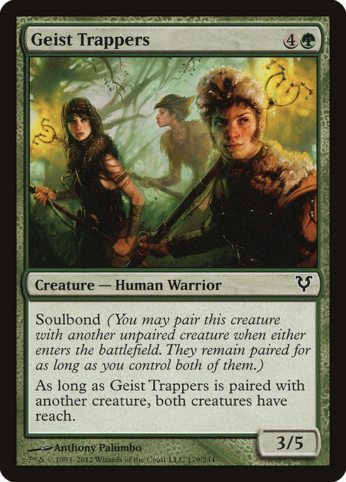 Geist Trappers [Avacyn Restored] | Murphy's Vault