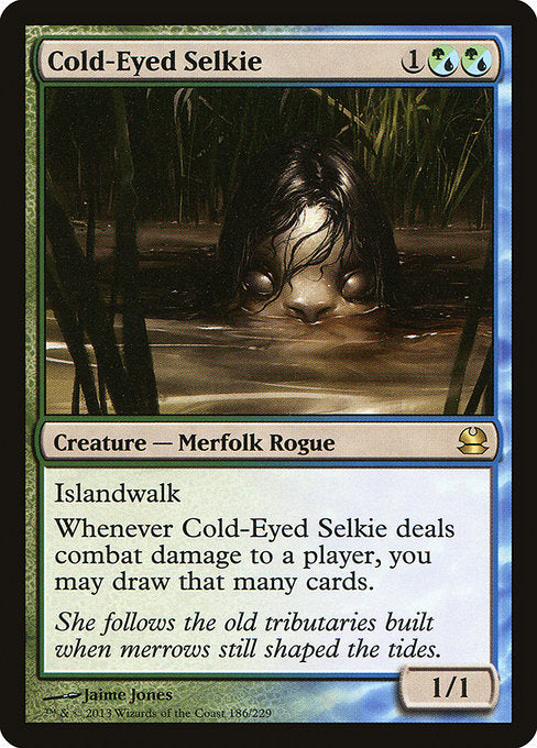 Cold-Eyed Selkie [Modern Masters] | Murphy's Vault