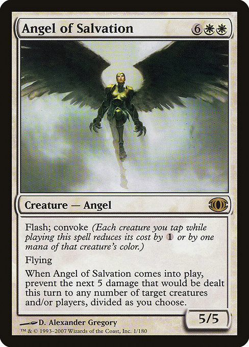 Angel of Salvation [Future Sight] | Murphy's Vault