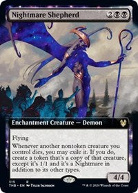 Nightmare Shepherd (Extended Art) [Theros Beyond Death] | Murphy's Vault