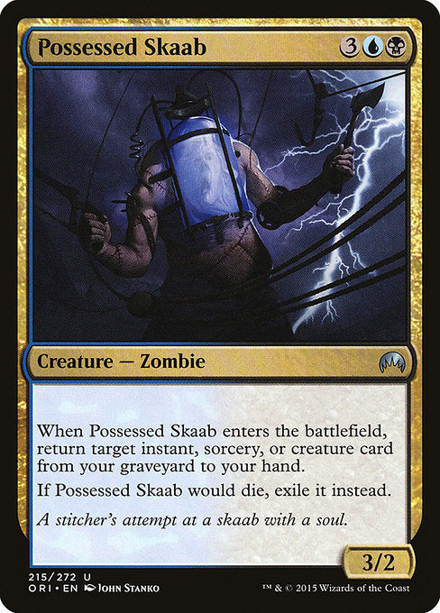 Possessed Skaab [Magic Origins] | Murphy's Vault