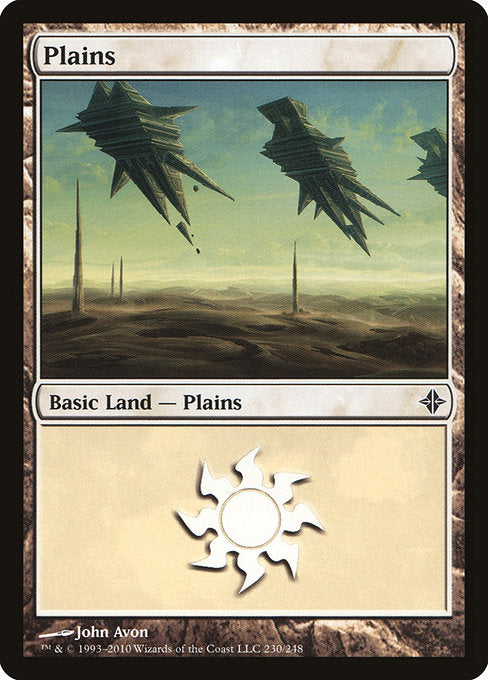 Plains [Rise of the Eldrazi] | Murphy's Vault