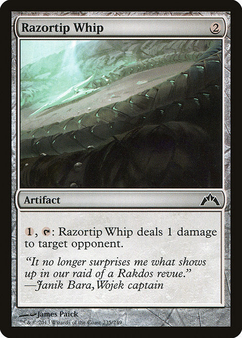 Razortip Whip [Gatecrash]