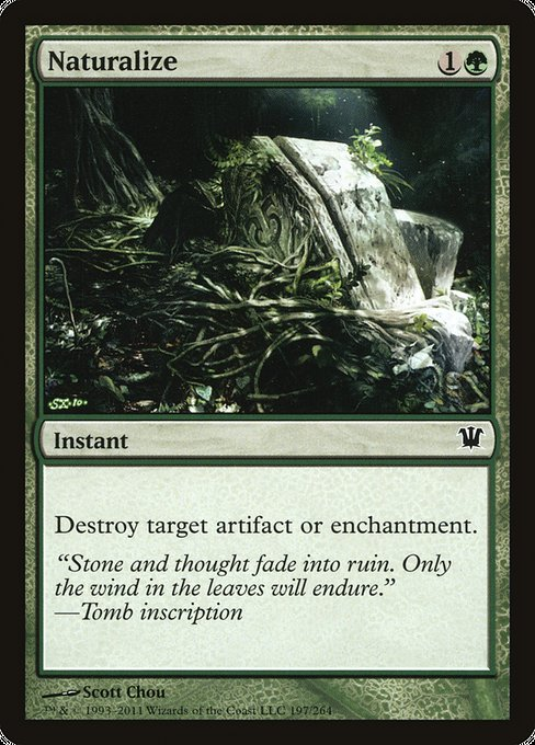 Naturalize [Innistrad]
