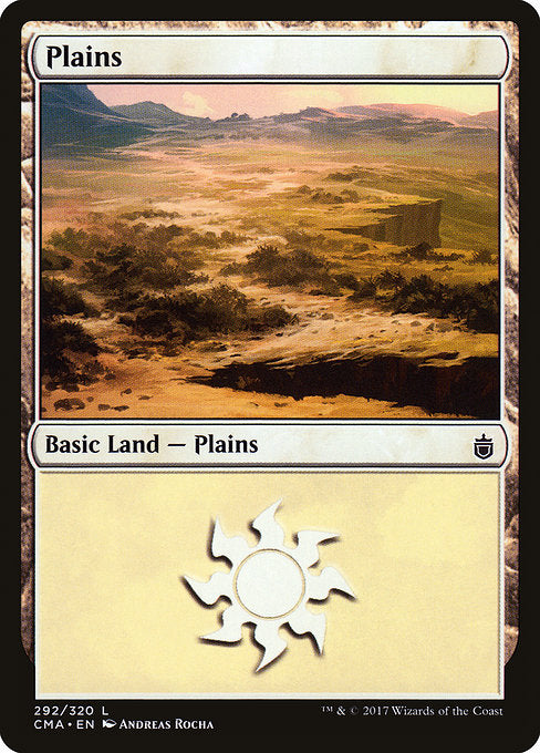 Plains [Commander Anthology]