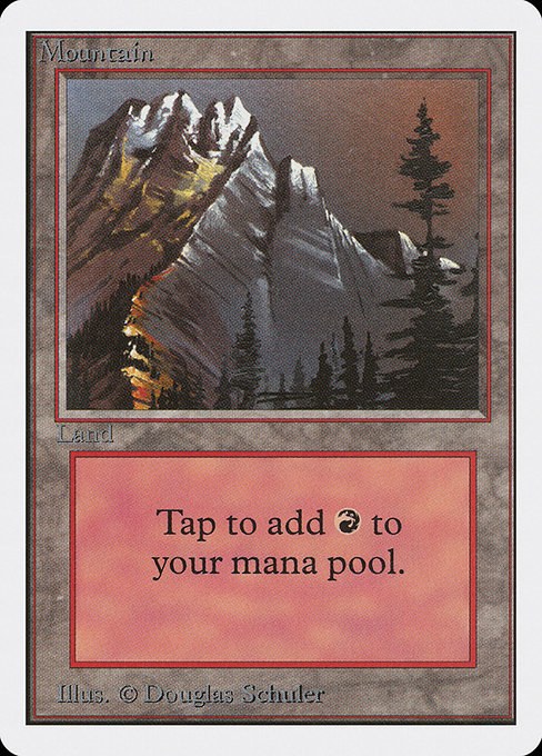 Mountain [Unlimited Edition] | Murphy's Vault
