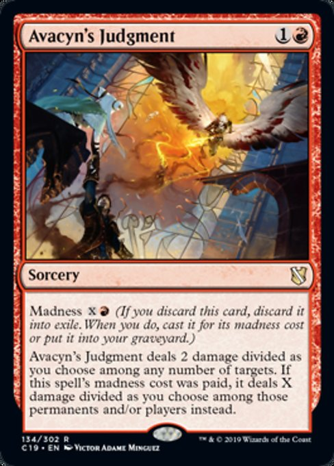 Avacyn's Judgment [Commander 2019] | Murphy's Vault