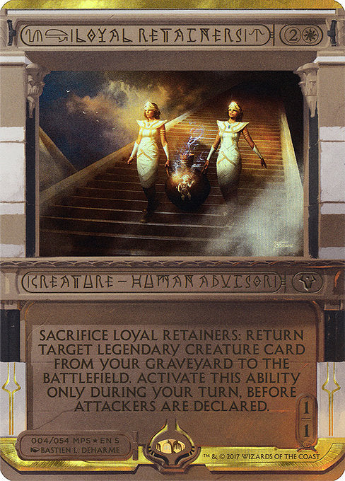 Loyal Retainers [Amonkhet Invocations] | Murphy's Vault