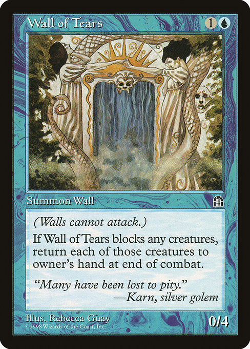 Wall of Tears [Stronghold] | Murphy's Vault