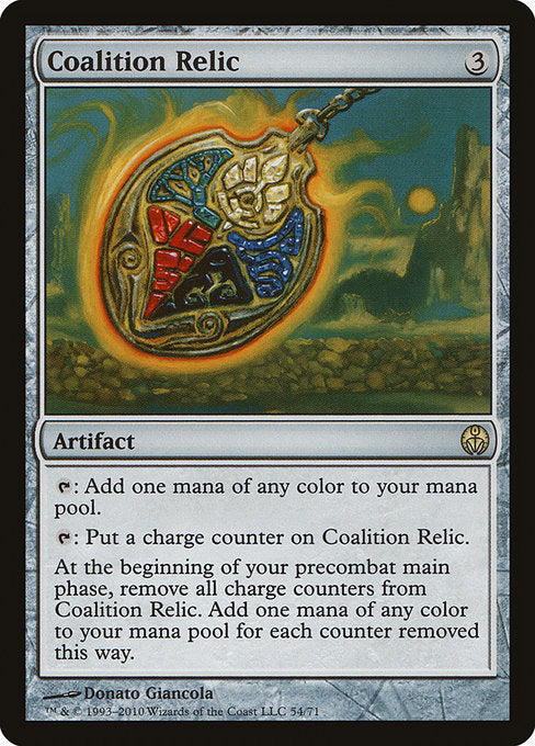 Coalition Relic [Duel Decks: Phyrexia vs. the Coalition] | Murphy's Vault
