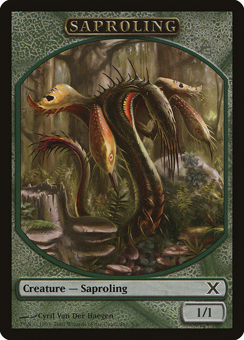 Saproling [Tenth Edition Tokens] | Murphy's Vault
