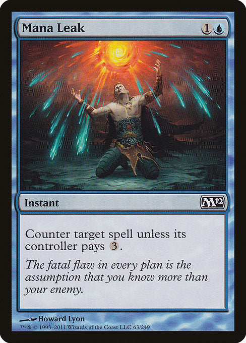 Mana Leak [Magic 2012] | Murphy's Vault