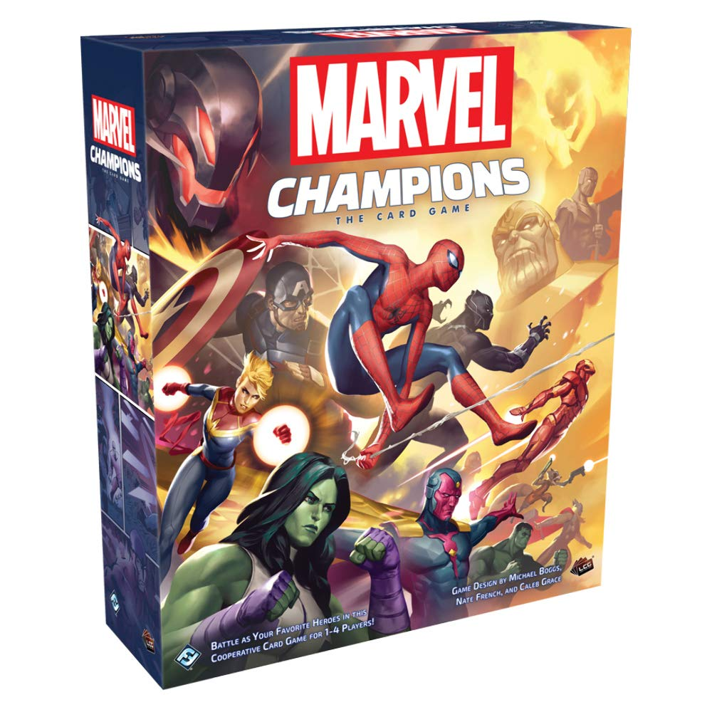 Marvel Champions - The Card Game | Murphy's Vault