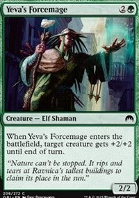 Yeva's Forcemage [Magic Origins] | Murphy's Vault