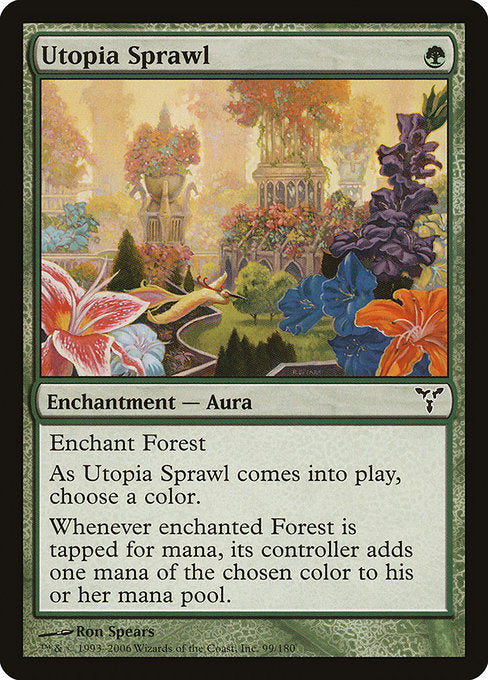 Utopia Sprawl [Dissension] | Murphy's Vault