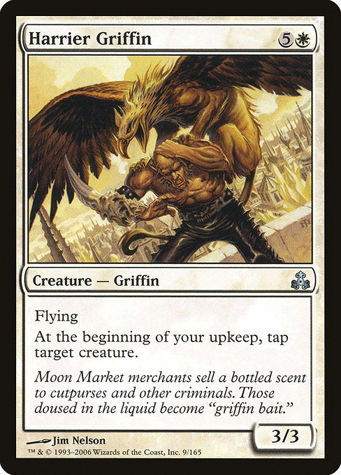 Harrier Griffin [Guildpact] | Murphy's Vault