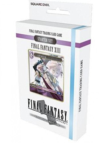 Final Fantasy XIII Starter Deck (Lightning & Ice) | Murphy's Vault