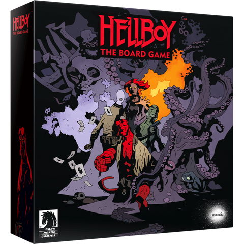 Hellboy: The Board Game ( Agent level pledge)