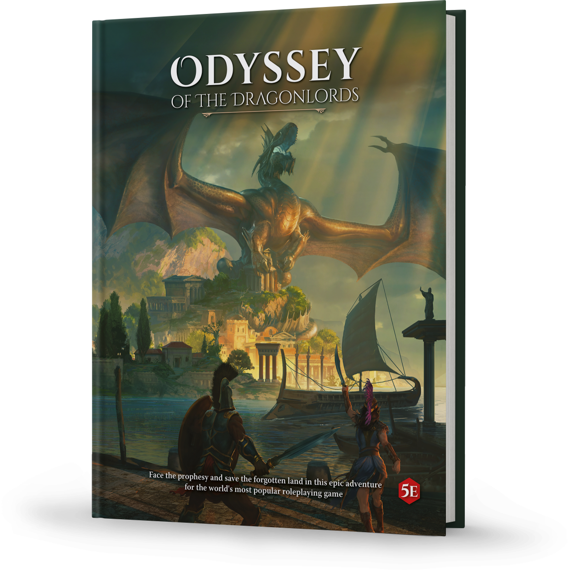 Odyssey of the Dragonlords - Campaign Guide | Murphy's Vault