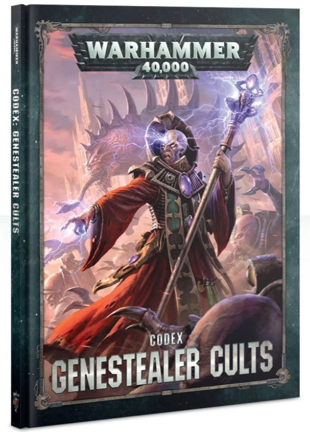 Codex: Genestealer Cults | Murphy's Vault