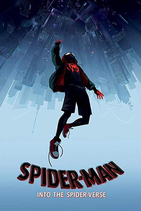 Spiderman - Into the Spider-verse Poster | Murphy's Vault