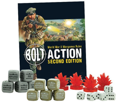 Bolt Action 2 Starter Set - Band of Brothers | Murphy's Vault