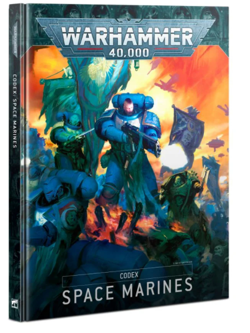 Codex: Space Marines | Murphy's Vault