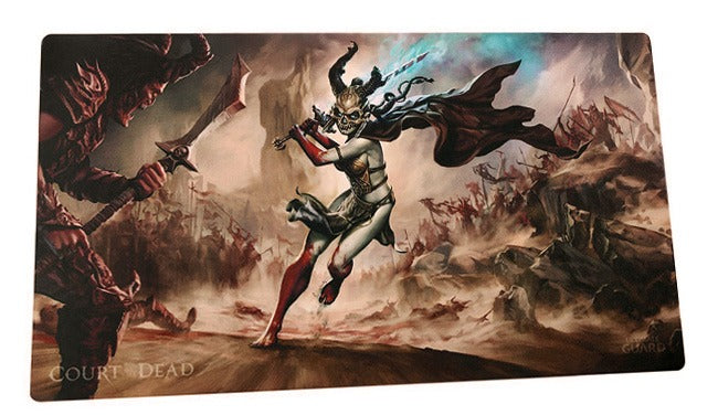 Ultimate Guard - Court of the Dead - Death 's Valkyrie - Playmat | Murphy's Vault