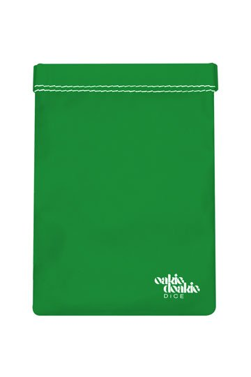 Oakie Doakie Dice Bag - Green - Large | Murphy's Vault