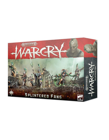 Warcry - Splintered Fang - Warband set