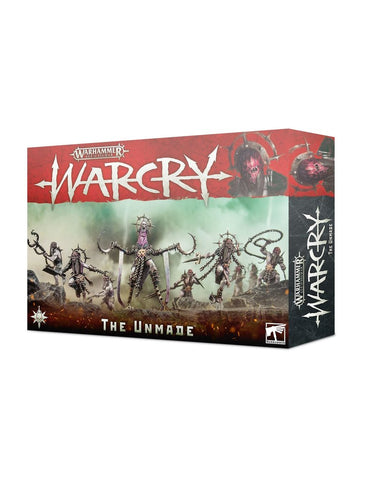 Warcry - The Unmade - Warband set