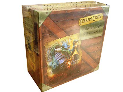 Terrain Crate: GM's Dungeon Starter Set