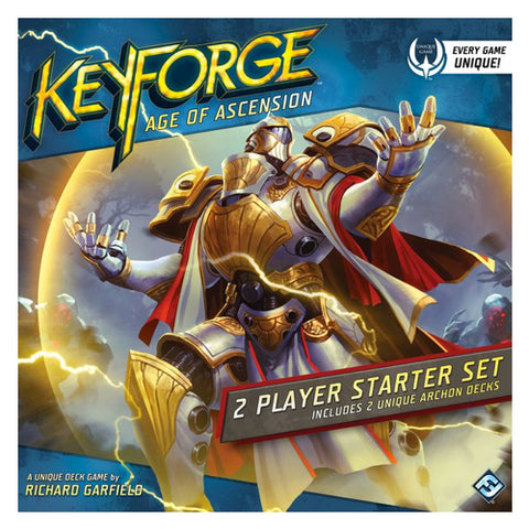 Keyforge - Age of Ascension - Two-Player Starter