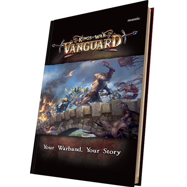 Kings of War: Vanguard - Rulebook