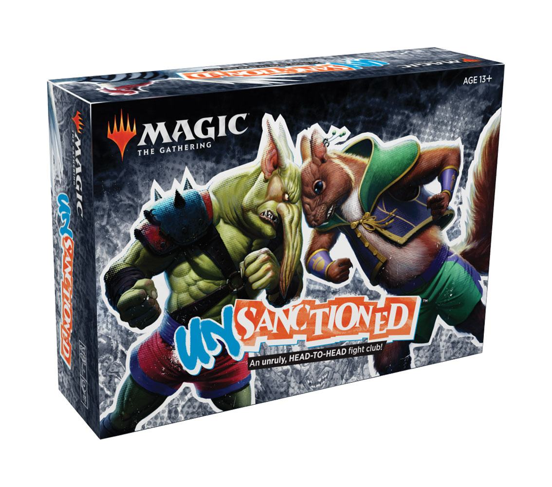Magic the Gathering Unsanctioned | Murphy's Vault