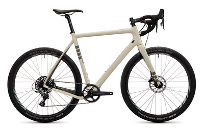Ibis Hakka MX Carbon Cyclocross / Gravel Bike in Bone White