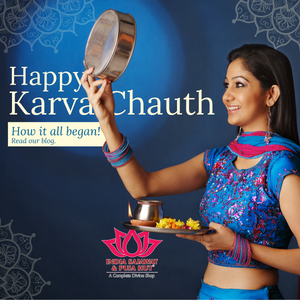 Karva Chauth - How it All Began and Why the Number 4 is So Significant