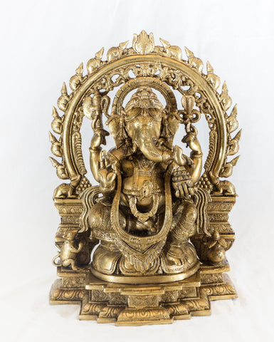 Lord Ganesha with Arch
