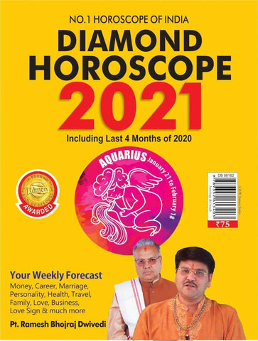 Diamond Annual Horoscope 2021