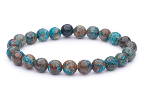 Chrysocolla Power Bracelet