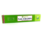 Nandita Organic Nag Champa Pure & Natural Incense Sticks