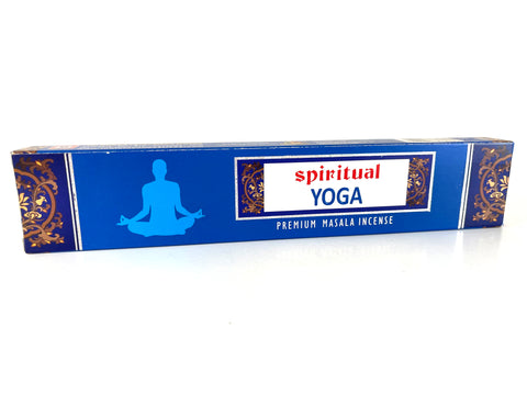 Spiritual Yoga Premium Masala Incense Sticks