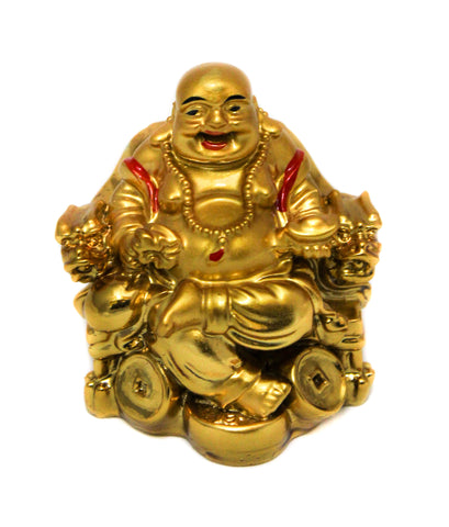 Laughing Buddha - Sitting