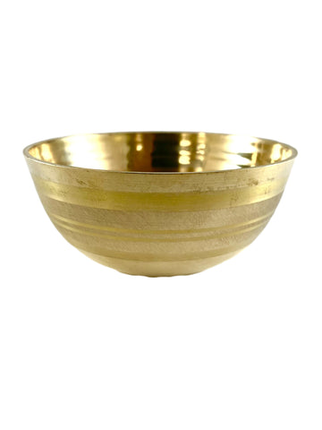 Bowl (Bronze Kansa)