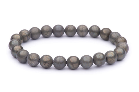 Pyrite Power Bracelet